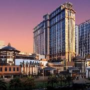 澳門金沙城假日酒店+金光飛航 香港往返澳門船票套票