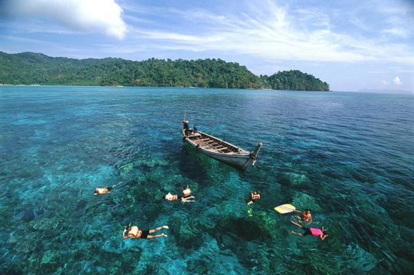 芭堤雅珊瑚島旅遊指南-芭堤雅旅...