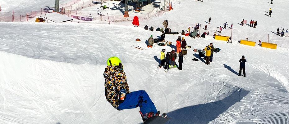 2016韓國芝山森林滑雪場滑雪一日遊,芝山滑雪場費用2016,韓國滑雪芝山一日團2016