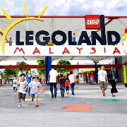 馬來西亞新山Legoland樂高主題公園+水上公園+海洋生物館套票(電子票)