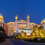 珠海長隆橫琴灣酒店2天1晚雙人套票(酒店+兩日無限海洋王國)