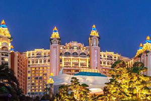 珠海長隆橫琴灣酒店套票(酒店+海洋王國)