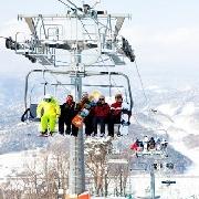 韓國平昌Alpensia滑雪裝備+服裝+纜車套票