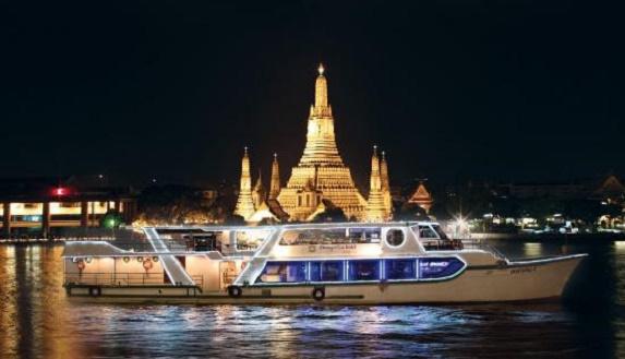 泰國曼谷香格裏拉遊船自助晚餐