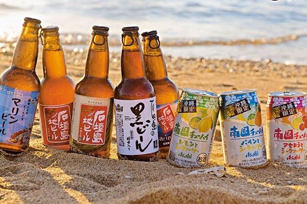 沖繩手工啤豪飲報告|有海水味|天才女行社