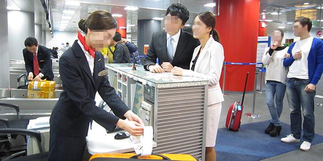 仁川机场铁路直通车