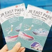 [9折優惠]東日本東北地區5日周遊券(JR East Pass Tohoku area)