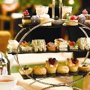 新加坡富麗敦酒店The Courtyard餐廳傳統英式下午茶