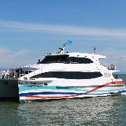 象島-曼谷巴士+船票單程