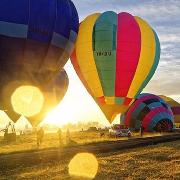 悉尼卡姆登谷Camden Valley日出熱氣球(含酒店接送)