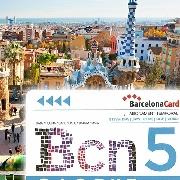 巴塞羅那卡 Barcelona Card (2/3/4/5日可選)