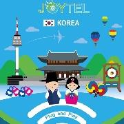 韓國JOYTEL 4G上網卡5天/8天(香港機場取)