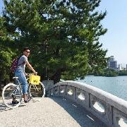 福岡今宿自行車租借服務
