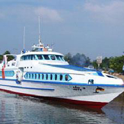 喀比-皮皮島船票(單程)