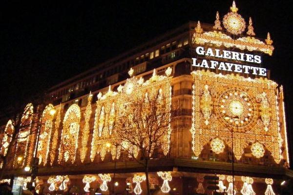 巴黎老佛爺百貨公司的退稅與其它服務