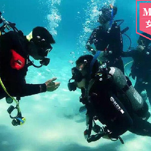 【女王節特惠】芽莊OW初級潛水考證三天課程套餐(專業教練,優質潛點)