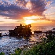 峇里島情人崖+藍色天堂午餐+海神廟一日遊