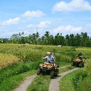 峇里島ATV沙灘車叢林騎行之旅