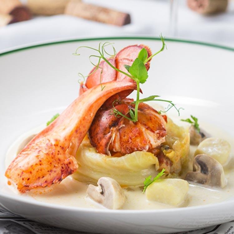 澳門巴黎人Brasserie法式餐廳午市套餐(電子票)