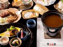 名古屋千歲家榮錦店三昧味噌鍋晚餐套餐