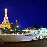 曼谷大珍珠號自助晚餐+夜遊湄南河(Grand Pearl Cruises)