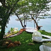 布吉島巨石海灘海景大秋千門票+接送(Phuket Rock Beach Swing)