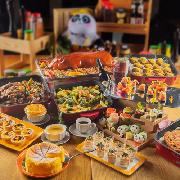 廣州長隆熊貓酒店熊貓餐廳自助餐