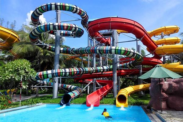 芽莊珍珠島遊樂園遊玩攻略