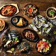 曼谷Pathumwan Princess酒店Citi Bistro泰式海鮮燒烤自助晚餐