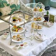曼谷文華東方酒店Authors' Lounge下午茶