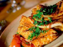 黃金海岸Mecca Bah 餐廳特色海鮮套餐