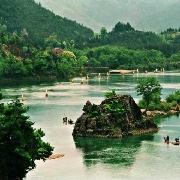溫州市楠溪江漂流