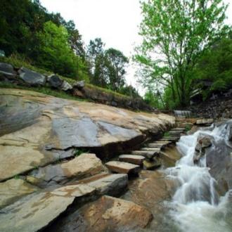 安慶天柱山山谷流泉文化園