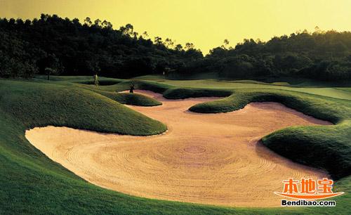 深圳觀瀾湖高爾夫球場