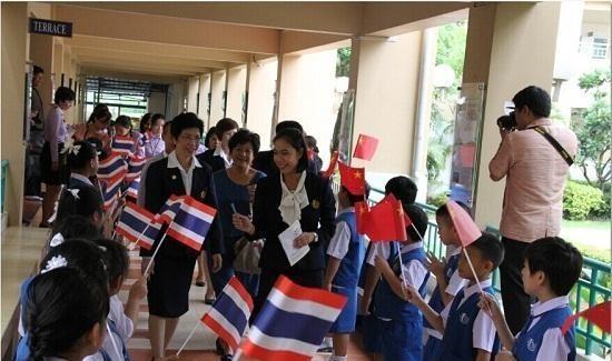歐美留學價格太高 泰國國際學校成留學歐美跳板