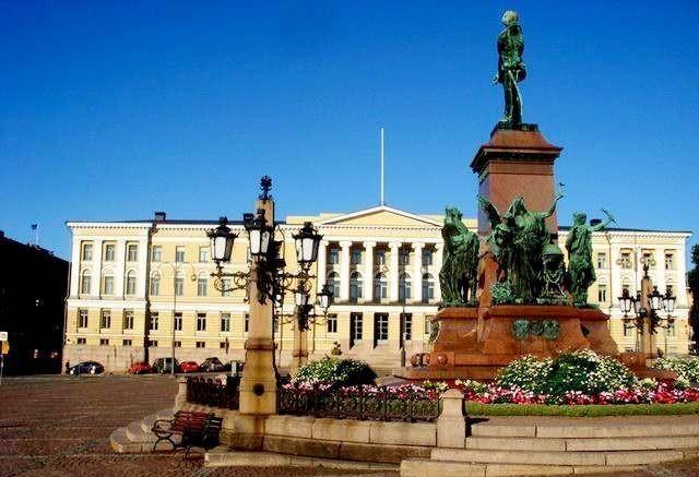 芬蘭赫爾辛基大學申請條件